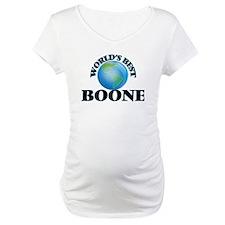 World's Best Boone Shirt