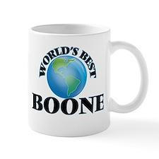 World's Best Boone Mugs
