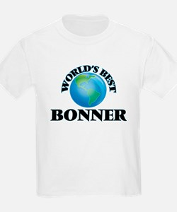 World's Best Bonner T-Shirt