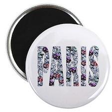 Paris Diamonds Magnet