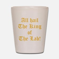 Cool King Shot Glass