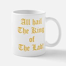 Cute Lab king Mug