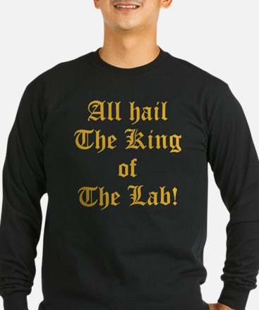 Cute King lab T
