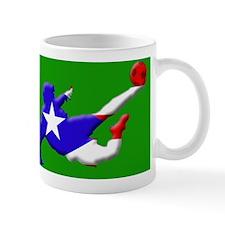 iSoccer Puerto Rico Coffee Mug