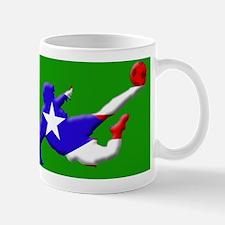 iSoccer Puerto Rico Mug