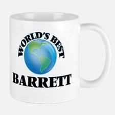 World's Best Barrett Mugs