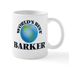 World's Best Barker Mugs
