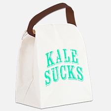 Kale Sucks Canvas Lunch Bag