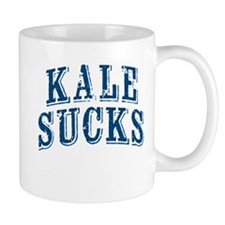 Kale Sucks Mugs