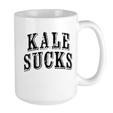 Kale Sucks Mugs