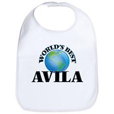 World's Best Avila Bib