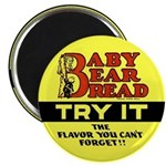 Baby Bear Bread #2 Magnet