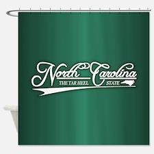 North Carolina State of Mine Shower Curtain
