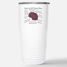 Unique Registered nurse Travel Mug