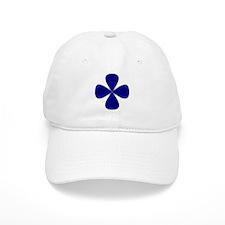 ROUNDED CROSS Baseball Baseball Cap