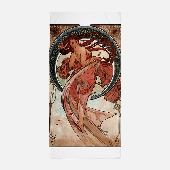 DANCE_1898.JPG Beach Towel