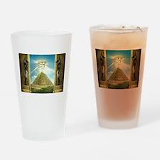 Anubis40.jpg Drinking Glass