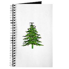 Christmas Bat Tree Journal