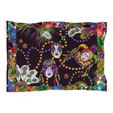 Best Seller Mardi Gras Pillow Case