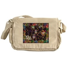 Best Seller Mardi Gras Messenger Bag