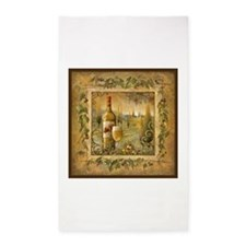 Best Seller Wine 3'x5' Area Rug