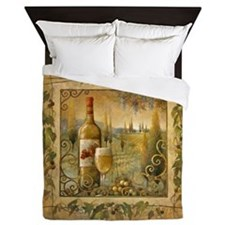 Best Seller Wine Queen Duvet