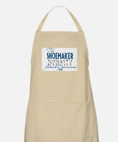 SHOEMAKER dynasty BBQ Apron