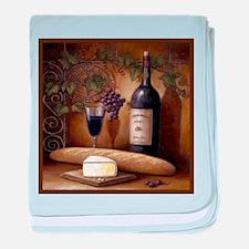 Wine Best Seller baby blanket