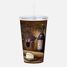 Wine Best Seller Acrylic Double-wall Tumbler