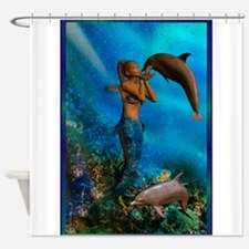 Image67-mer.png Shower Curtain
