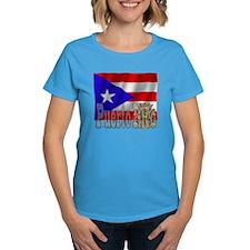 Silky Flag Puerto Rico Tee