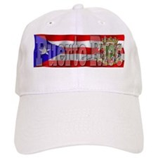 Silky Flag Puerto Rico Cap