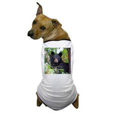 Baby Black Bear Dog T-Shirt