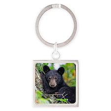 Baby Black Bear Keychains