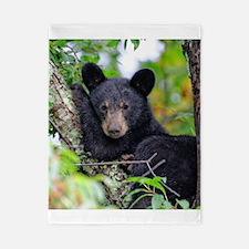 Baby Black Bear Twin Duvet