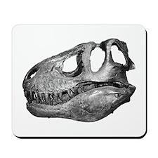 T-Rex Skull Mousepad