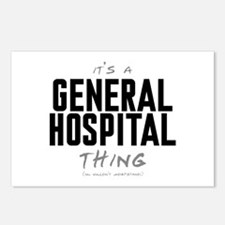 It's a General Hospital Thing Postcards (Package o
