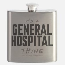 It's a General Hospital Thing Flask