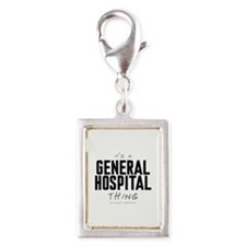 It's a General Hospital Thing Silver Portrait Char