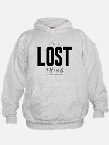 It's a LOST Thing Kid's Hoodie