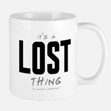 It's a LOST Thing Mug