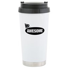 Mr. Awesome & Mrs. Awesome Couples Design Travel M