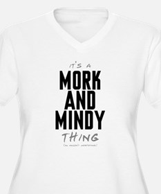It's a Mork and Mindy Thing T-Shirt