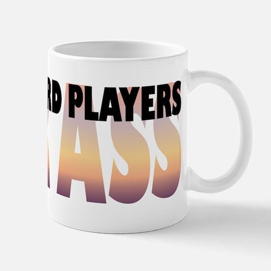 Harpsichord Players Kick Ass Mug
