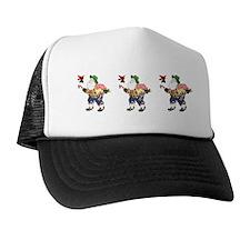 Seasons Greetings Yall Trucker Hat