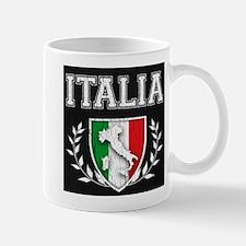 Vintage Italian Crest Mugs