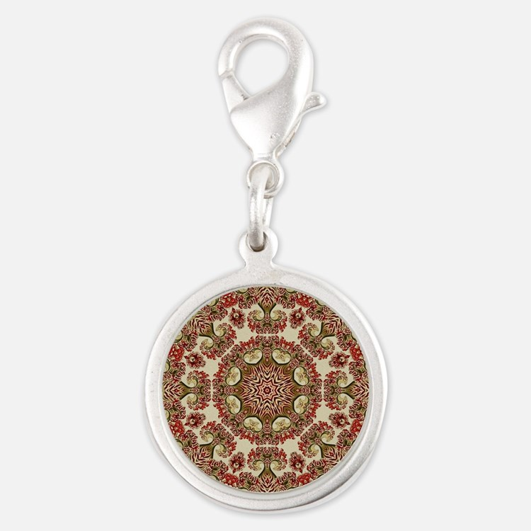 Old Nature Kaleidscope Charms