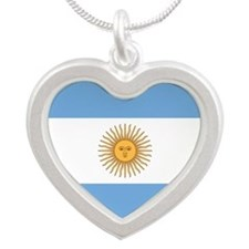 Argentina Flag Necklaces