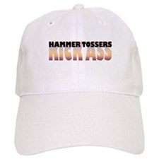 Hammer Tossers Kick Ass Baseball Cap