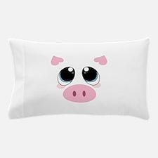 Pig Face Pillow Case